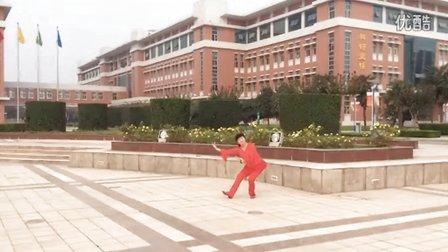 风中梅花abc广场舞系列:情的牧场