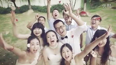 马鞍山姑娘的婚礼20140826——翰唐影视