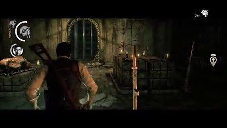 纯黑《恶灵附身》非攻略初体验古墓向直播实录 P4