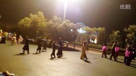 芜湖方特夜场,万圣节主题活动(二)群魔大巡游