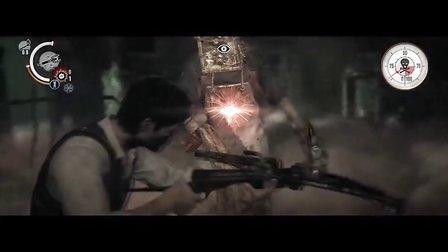 纯黑《恶灵附身》非攻略初体验追逐向直播实录 P5