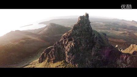美丽的苏格兰航拍【四轴飞行器】