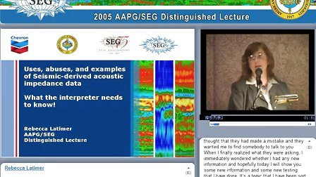 地震声波阻抗数据的正确使用及、滥用和实例