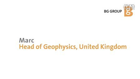 Marc, Head of Geophysics, United Kingdom