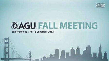 AGU 2013 秋季大会集锦