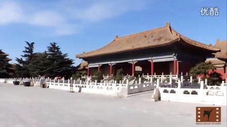 太庙回响-当功夫与延时拍摄完美结合