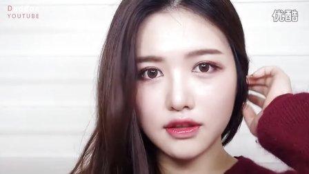 [Daddoa 다또아] 秋季蜜桃大地色妆容 -  FALL peach brown make up