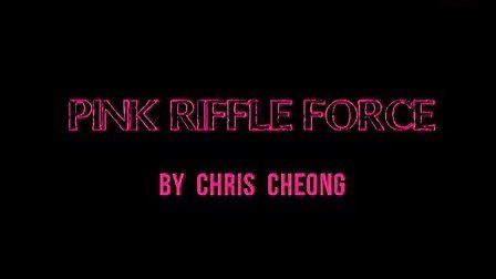 Pink Riffle Force by Chris Cheong