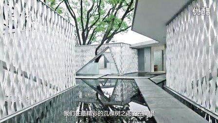 华鑫中心 | 建筑或许可以浮游在空中,谦卑地在森林里生长