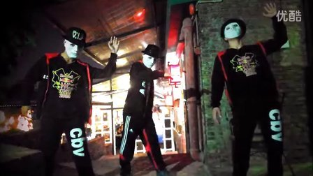 尚伯艺-假面机械舞