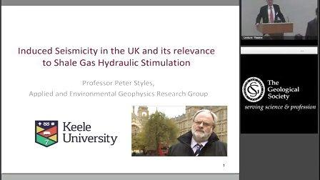 英国的诱发地震及其与页岩气水力压裂的相关性