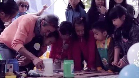 Beijing's 798 International Children Art Festival 2014 ICAF798-现场花絮