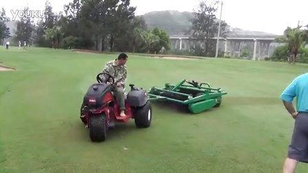 华晨KASHIN KSTB220动力刷沙机工作视频