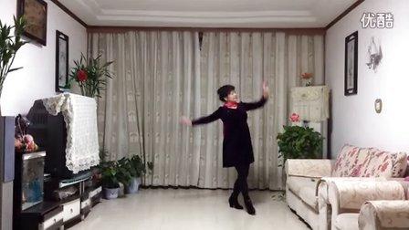 风中梅花广场舞系列:山谷里的思念