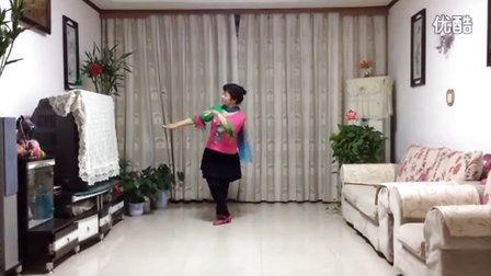 风中梅花广场舞系列:草原我的最爱