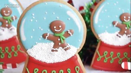 分享篇-SweetAmbs教你制作圣诞节糖霜饼干