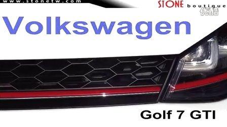 大众 高尔夫7 Volkswagen GOLF 7 GTI STONE巨石排气管