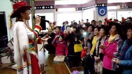 SAM_2137快乐之声歌友参加云南怒江傈僳族自治州成立60周年成果展