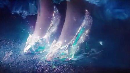 《灰姑娘》中文预告首发 梦幻经典璀璨大银幕