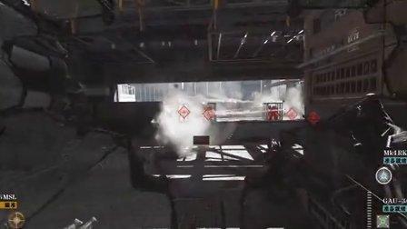 《使命召唤11:高级战争》最高难度一命通关解说 第十二期