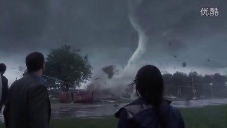 《不惧风暴》病毒视频 摧枯拉朽龙卷风