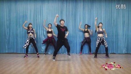 马凤武 小俊 时尚操课 Dance Feel 8广场舞 健身操  哈尔滨 Fitness教练培训机构