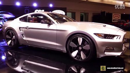 2015 Ford Mustang Rocket by Galpin Auto Sports & Henrik Fisker