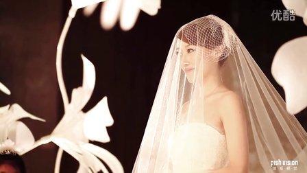 绯系视觉作品 | 成都首座万丽婚礼电影