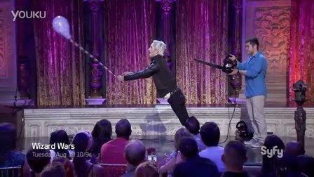 Penn&Teller-Wizard Wars-syfy-全新魔术创作节目第一季