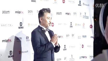2014国际艾美奖红毯