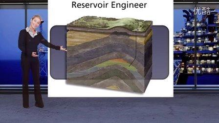 职位描述-石油工程师和油藏工程师
