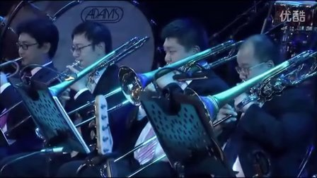 凤凰传奇之《自由飞翔》交响乐演奏会-09 (中国爱乐乐团) 超清