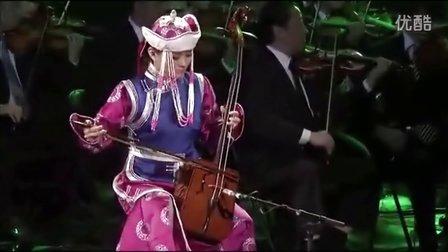 凤凰传奇之《我和草原有个约定》交响乐演奏会-05 (中国爱乐乐团) 超清