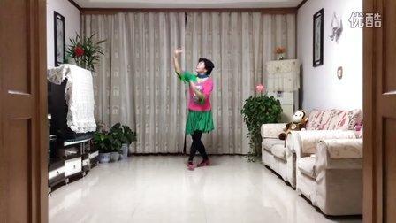 风中梅花广场舞系列:多嘎多耶