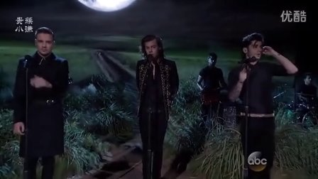 One Direction《Night Changes》2014年全美音乐奖颁奖典礼