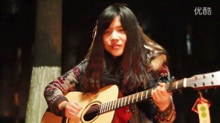 致青春BY刘易斯牧马人工作室出品吉他-DOVE DD220S