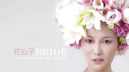香港星級化妝師 Amy Gao 為雜誌化妝造型拍攝花絮
