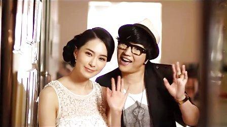 晶女郎 胡然出席香港電影頒獎典禮 - 由香港著名星級化妝師Amy Gao設計造型
