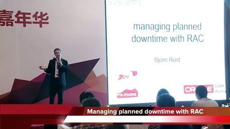 Bjoern Rost《Managing planned downtime with RAC》