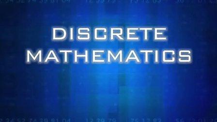 01. What Is Discrete Mathematics