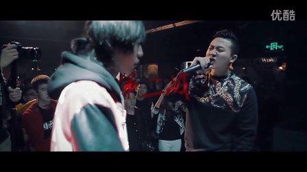 【京城吵架王】无伴奏BATTLE MC骄傲 VS Sean T