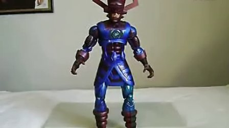 漫威 toybiz Marvel Legends Galactus  吞星 测评
