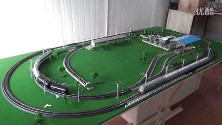 东风4DH内燃机车与韶山3电力机车牵引货列在线运行
