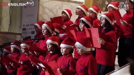 希尔顿2014圣诞亮灯仪式