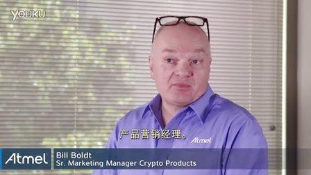Atmel: 物联网与硬件加密安全技术