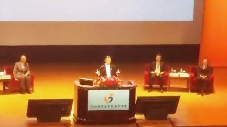 马云台湾演讲20分钟完整版(2014两岸企业家台北峰会)