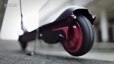 台湾patgear电动滑板车改装特技测评