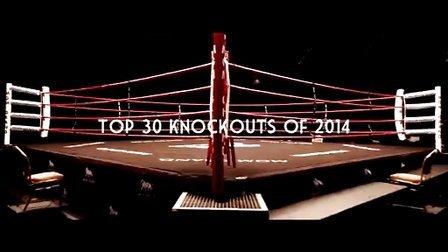 2014最佳30个拳击KO精采瞬间