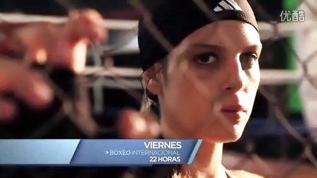 2014-12-19,乌拉圭美女拳王塞西莉亚·科姆纳雷斯VS艾丽西亚·阿莱格雷