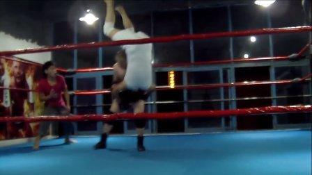 CWE第16期 中国职业摔角